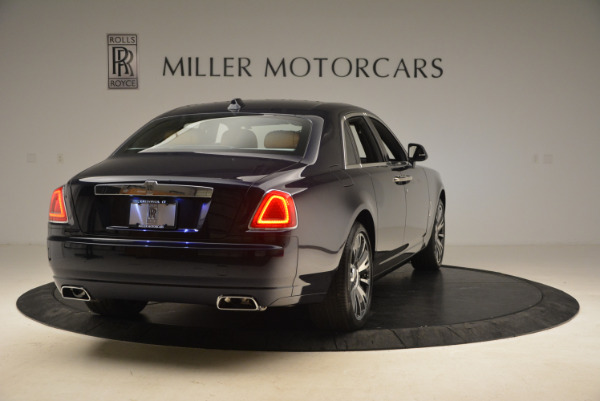 New 2018 Rolls-Royce Ghost for sale Sold at Bentley Greenwich in Greenwich CT 06830 7