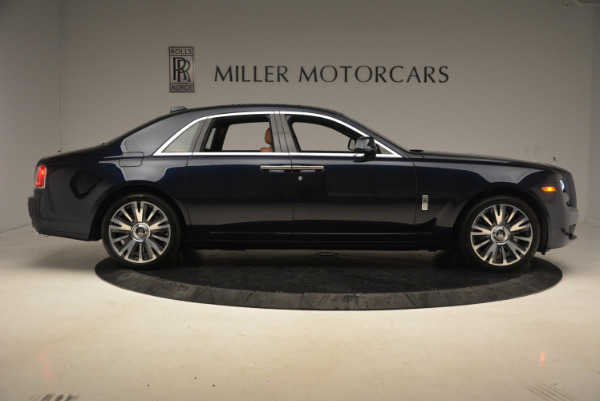 New 2018 Rolls-Royce Ghost for sale Sold at Bentley Greenwich in Greenwich CT 06830 9