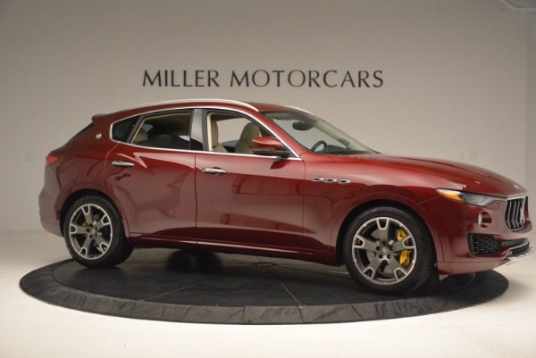 Used 2017 Maserati Levante S for sale Sold at Bentley Greenwich in Greenwich CT 06830 10