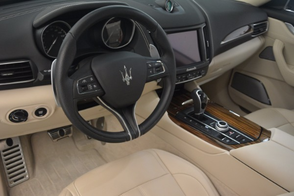 Used 2017 Maserati Levante S for sale Sold at Bentley Greenwich in Greenwich CT 06830 13
