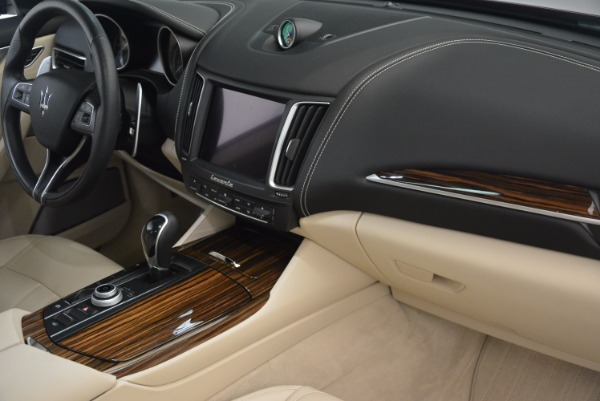 Used 2017 Maserati Levante S for sale Sold at Bentley Greenwich in Greenwich CT 06830 19