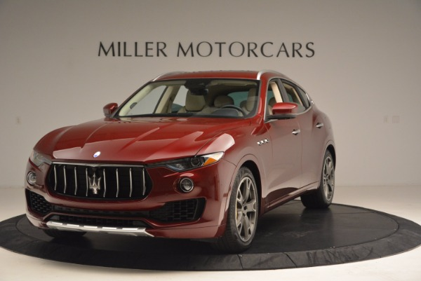 Used 2017 Maserati Levante S for sale Sold at Bentley Greenwich in Greenwich CT 06830 1