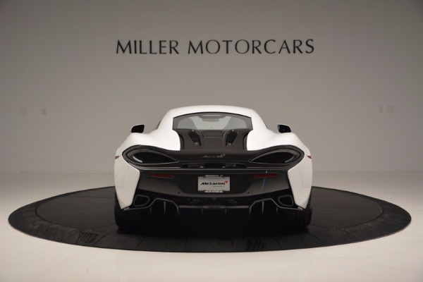 Used 2016 McLaren 570S for sale Sold at Bentley Greenwich in Greenwich CT 06830 6
