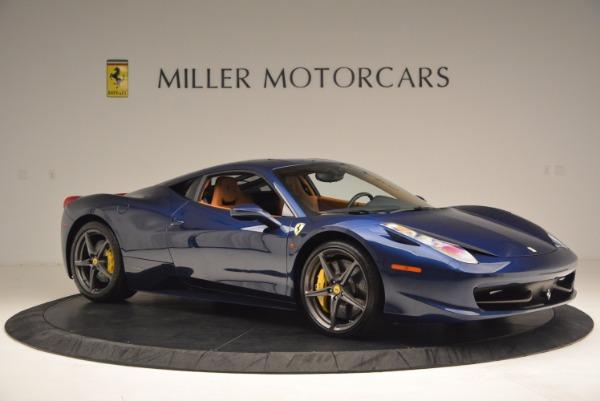 Used 2013 Ferrari 458 Italia for sale Sold at Bentley Greenwich in Greenwich CT 06830 10