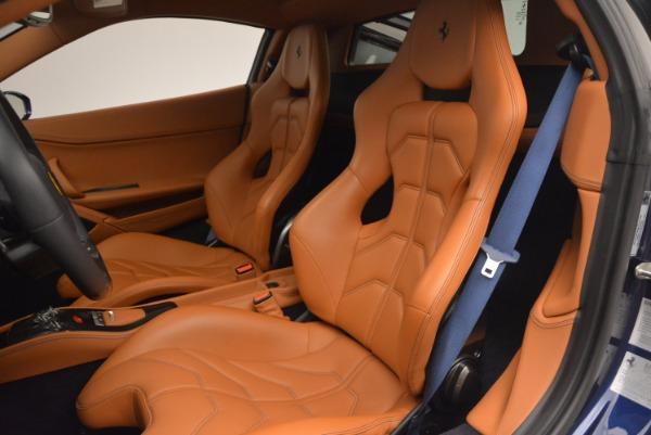 Used 2013 Ferrari 458 Italia for sale Sold at Bentley Greenwich in Greenwich CT 06830 15