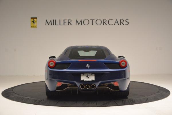 Used 2013 Ferrari 458 Italia for sale Sold at Bentley Greenwich in Greenwich CT 06830 6