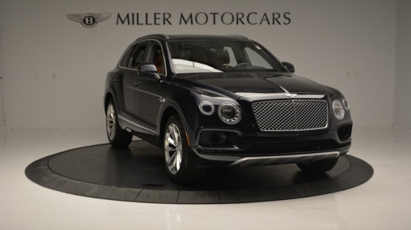 Used 2018 Bentley Bentayga W12 Signature for sale Sold at Bentley Greenwich in Greenwich CT 06830 11