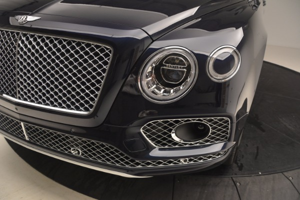Used 2018 Bentley Bentayga W12 Signature for sale Sold at Bentley Greenwich in Greenwich CT 06830 15