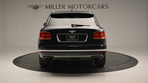 Used 2018 Bentley Bentayga W12 Signature for sale Sold at Bentley Greenwich in Greenwich CT 06830 6