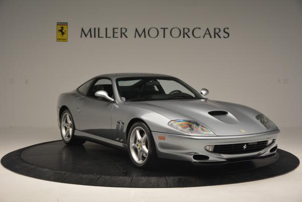 Used 1997 Ferrari 550 Maranello for sale Sold at Bentley Greenwich in Greenwich CT 06830 11