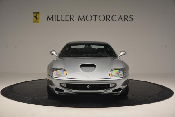 Used 1997 Ferrari 550 Maranello for sale Sold at Bentley Greenwich in Greenwich CT 06830 12
