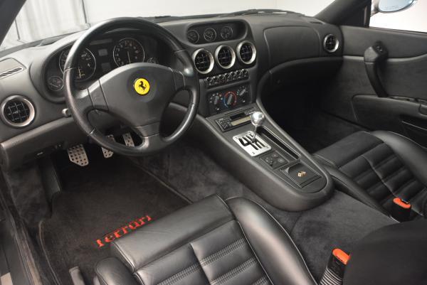 Used 1997 Ferrari 550 Maranello for sale Sold at Bentley Greenwich in Greenwich CT 06830 13
