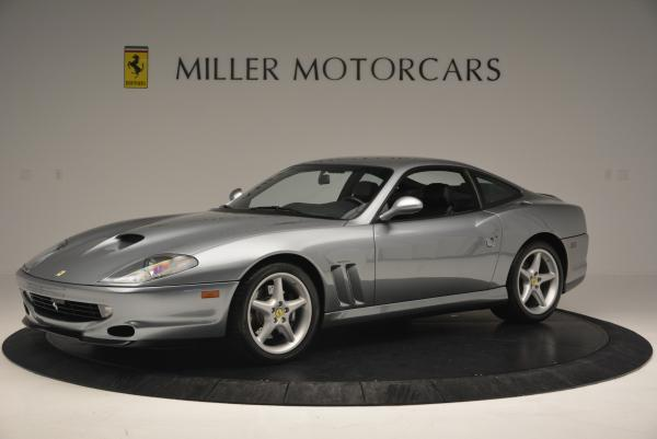 Used 1997 Ferrari 550 Maranello for sale Sold at Bentley Greenwich in Greenwich CT 06830 2