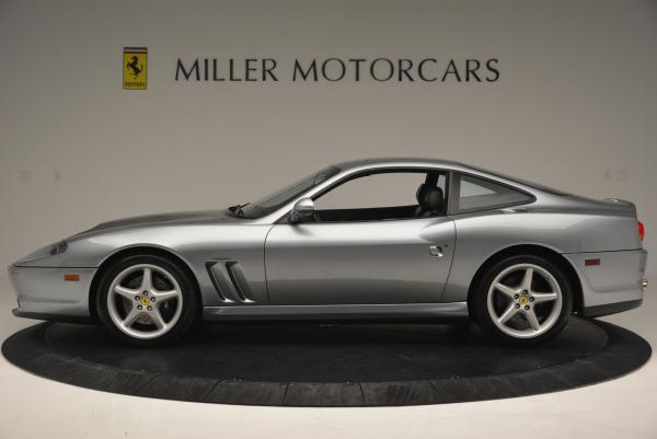 Used 1997 Ferrari 550 Maranello for sale Sold at Bentley Greenwich in Greenwich CT 06830 3