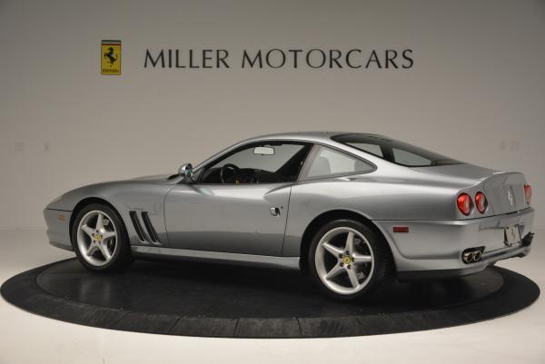 Used 1997 Ferrari 550 Maranello for sale Sold at Bentley Greenwich in Greenwich CT 06830 4