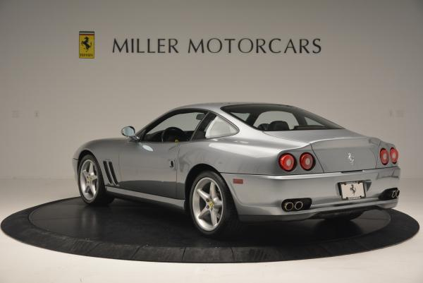 Used 1997 Ferrari 550 Maranello for sale Sold at Bentley Greenwich in Greenwich CT 06830 5