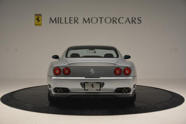 Used 1997 Ferrari 550 Maranello for sale Sold at Bentley Greenwich in Greenwich CT 06830 6