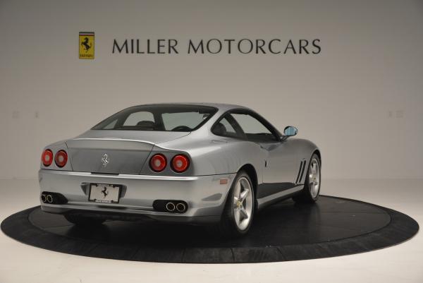 Used 1997 Ferrari 550 Maranello for sale Sold at Bentley Greenwich in Greenwich CT 06830 7