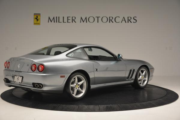 Used 1997 Ferrari 550 Maranello for sale Sold at Bentley Greenwich in Greenwich CT 06830 8