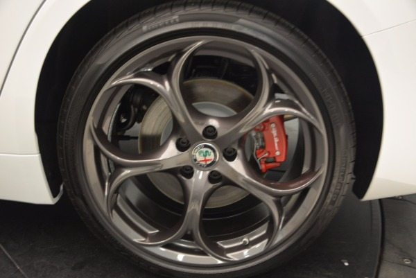 New 2017 Alfa Romeo Giulia Ti Q4 for sale Sold at Bentley Greenwich in Greenwich CT 06830 25