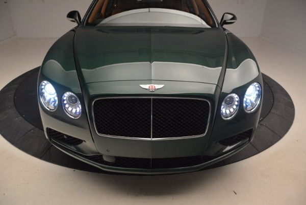New 2017 Bentley Flying Spur V8 S for sale Sold at Bentley Greenwich in Greenwich CT 06830 16