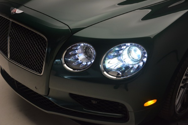 New 2017 Bentley Flying Spur V8 S for sale Sold at Bentley Greenwich in Greenwich CT 06830 17