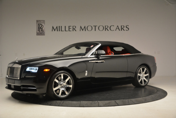 New 2017 Rolls-Royce Dawn for sale Sold at Bentley Greenwich in Greenwich CT 06830 17