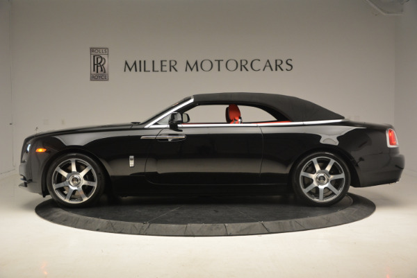 New 2017 Rolls-Royce Dawn for sale Sold at Bentley Greenwich in Greenwich CT 06830 18