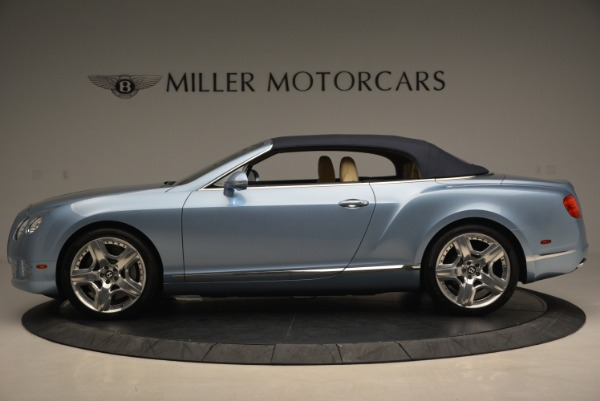 Used 2012 Bentley Continental GTC W12 for sale Sold at Bentley Greenwich in Greenwich CT 06830 15