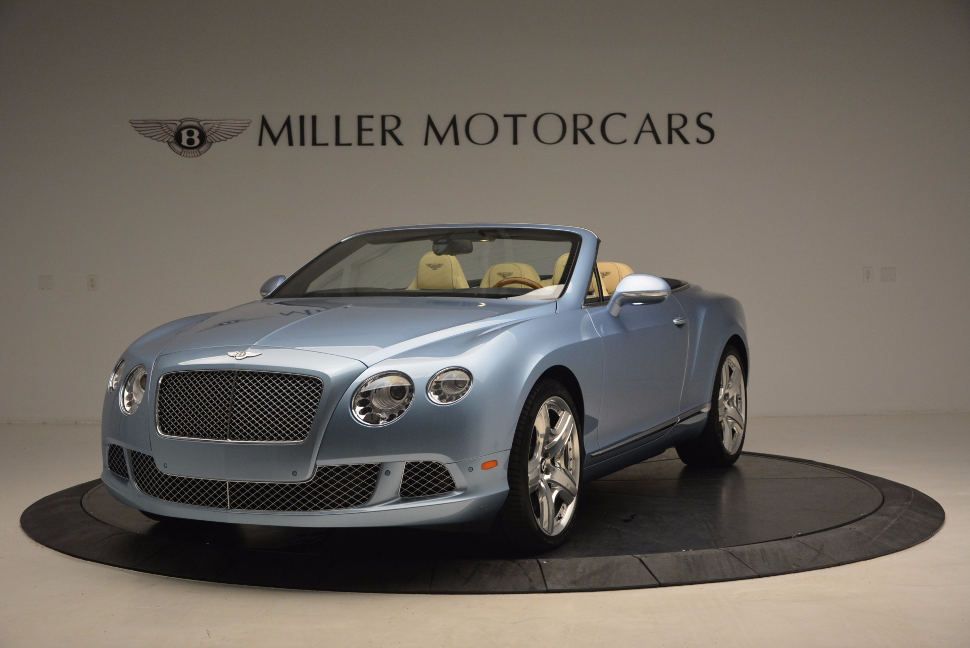 Used 2012 Bentley Continental GTC W12 for sale Sold at Bentley Greenwich in Greenwich CT 06830 1