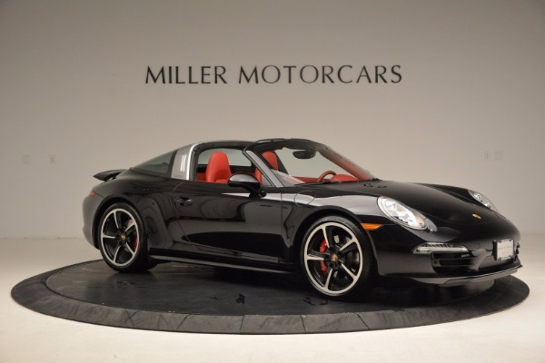Used 2015 Porsche 911 Targa 4S for sale Sold at Bentley Greenwich in Greenwich CT 06830 10