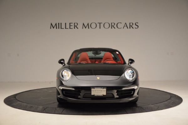 Used 2015 Porsche 911 Targa 4S for sale Sold at Bentley Greenwich in Greenwich CT 06830 12