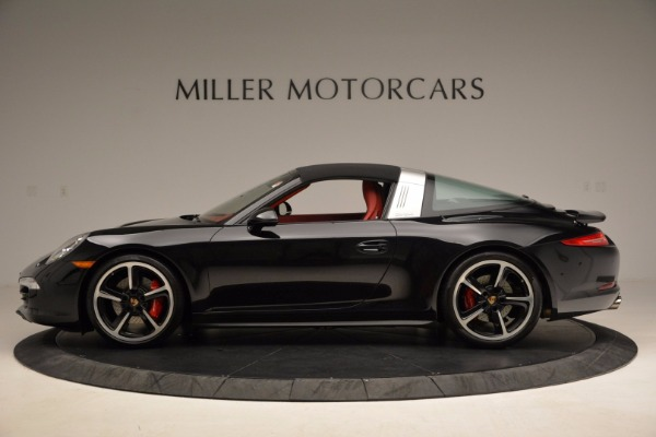 Used 2015 Porsche 911 Targa 4S for sale Sold at Bentley Greenwich in Greenwich CT 06830 14