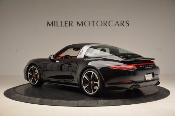 Used 2015 Porsche 911 Targa 4S for sale Sold at Bentley Greenwich in Greenwich CT 06830 15