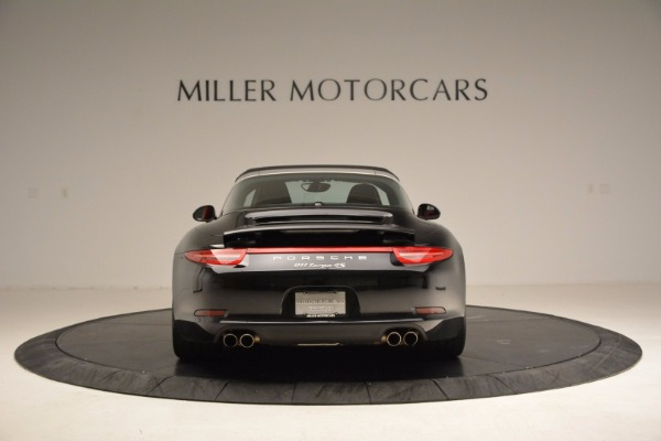 Used 2015 Porsche 911 Targa 4S for sale Sold at Bentley Greenwich in Greenwich CT 06830 16