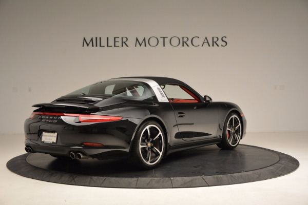 Used 2015 Porsche 911 Targa 4S for sale Sold at Bentley Greenwich in Greenwich CT 06830 17