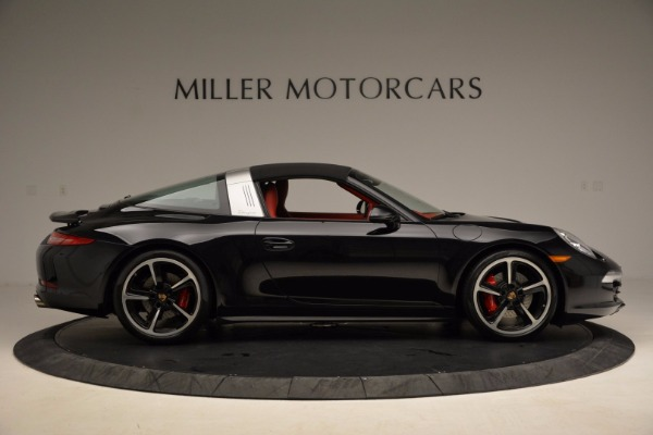 Used 2015 Porsche 911 Targa 4S for sale Sold at Bentley Greenwich in Greenwich CT 06830 18