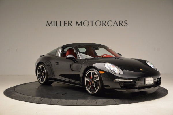Used 2015 Porsche 911 Targa 4S for sale Sold at Bentley Greenwich in Greenwich CT 06830 19
