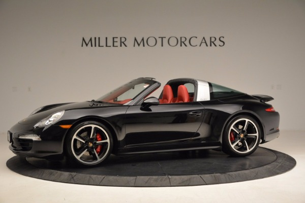 Used 2015 Porsche 911 Targa 4S for sale Sold at Bentley Greenwich in Greenwich CT 06830 2