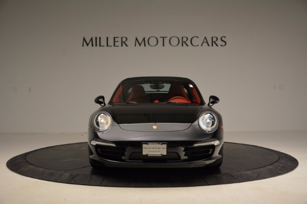 Used 2015 Porsche 911 Targa 4S for sale Sold at Bentley Greenwich in Greenwich CT 06830 20