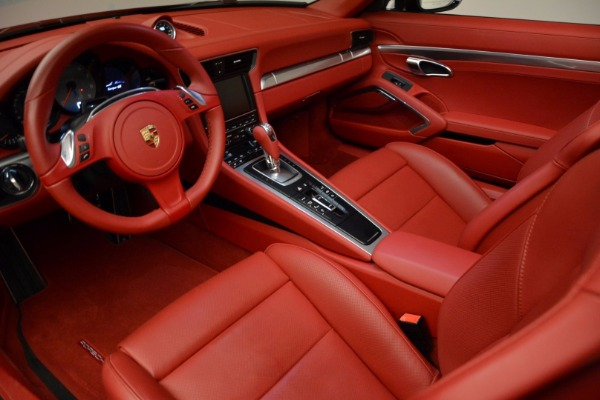 Used 2015 Porsche 911 Targa 4S for sale Sold at Bentley Greenwich in Greenwich CT 06830 21