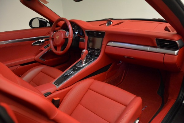 Used 2015 Porsche 911 Targa 4S for sale Sold at Bentley Greenwich in Greenwich CT 06830 25