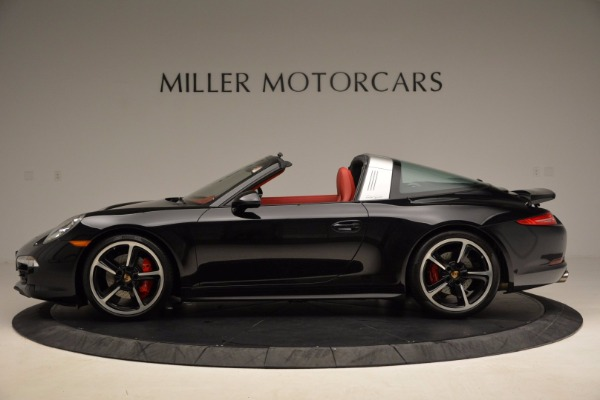 Used 2015 Porsche 911 Targa 4S for sale Sold at Bentley Greenwich in Greenwich CT 06830 3