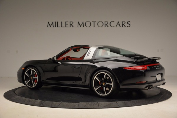 Used 2015 Porsche 911 Targa 4S for sale Sold at Bentley Greenwich in Greenwich CT 06830 4