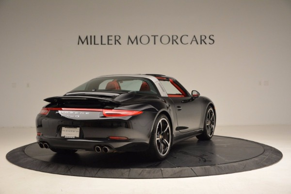 Used 2015 Porsche 911 Targa 4S for sale Sold at Bentley Greenwich in Greenwich CT 06830 7
