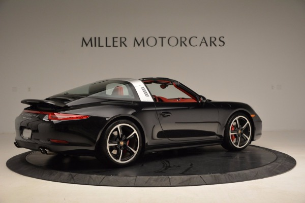 Used 2015 Porsche 911 Targa 4S for sale Sold at Bentley Greenwich in Greenwich CT 06830 8