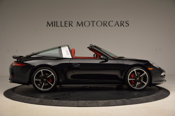 Used 2015 Porsche 911 Targa 4S for sale Sold at Bentley Greenwich in Greenwich CT 06830 9