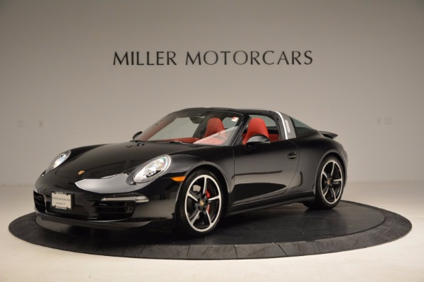 Used 2015 Porsche 911 Targa 4S for sale Sold at Bentley Greenwich in Greenwich CT 06830 1