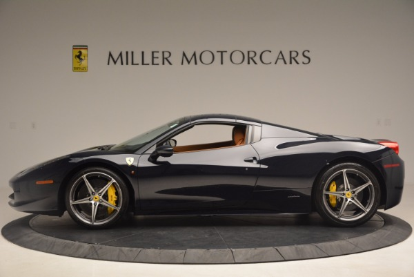 Used 2015 Ferrari 458 Spider for sale Sold at Bentley Greenwich in Greenwich CT 06830 13