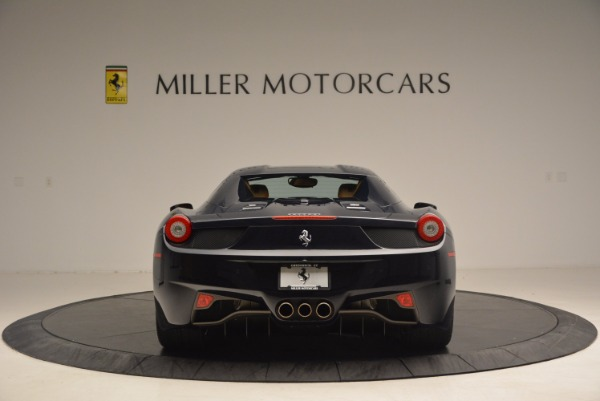 Used 2015 Ferrari 458 Spider for sale Sold at Bentley Greenwich in Greenwich CT 06830 16